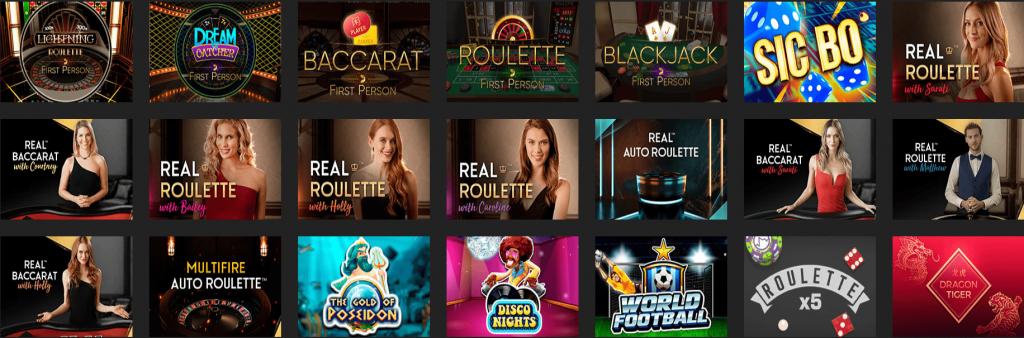 Automaty do gry Booi Casino